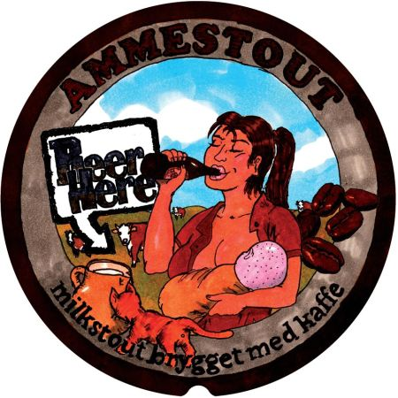 beer breastfeeding